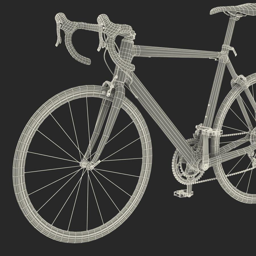 Road Bike Generic royalty-free 3d model - Preview no. 42