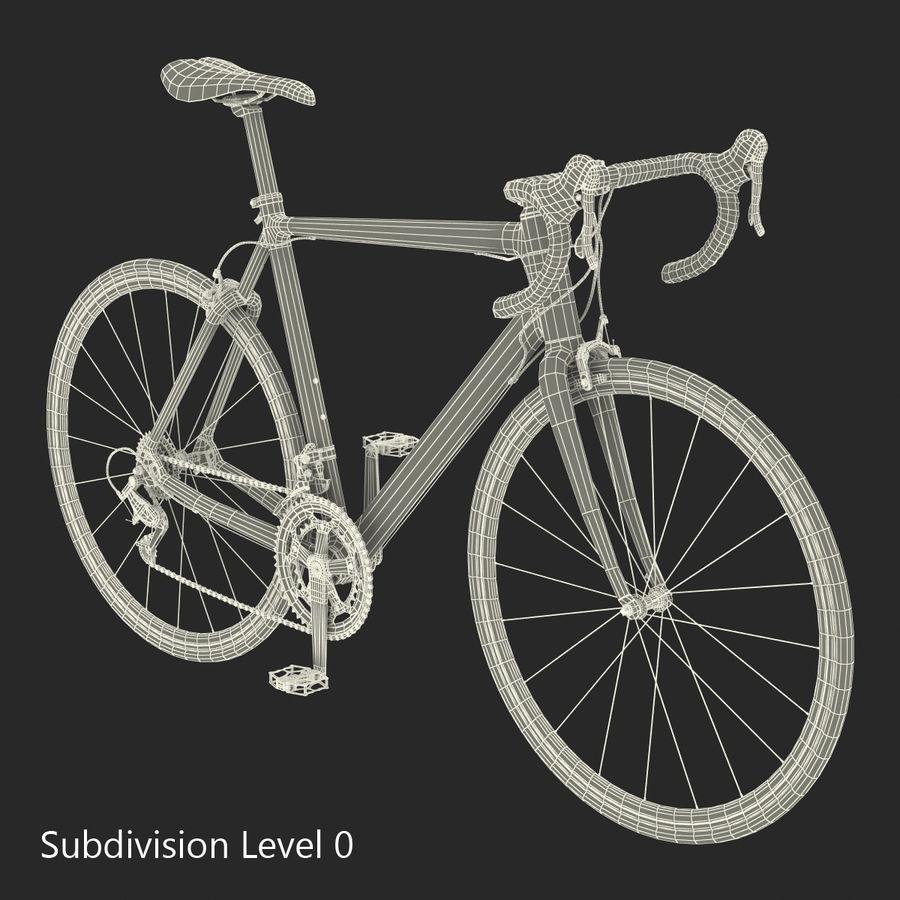 Road Bike Generic royalty-free 3d model - Preview no. 31