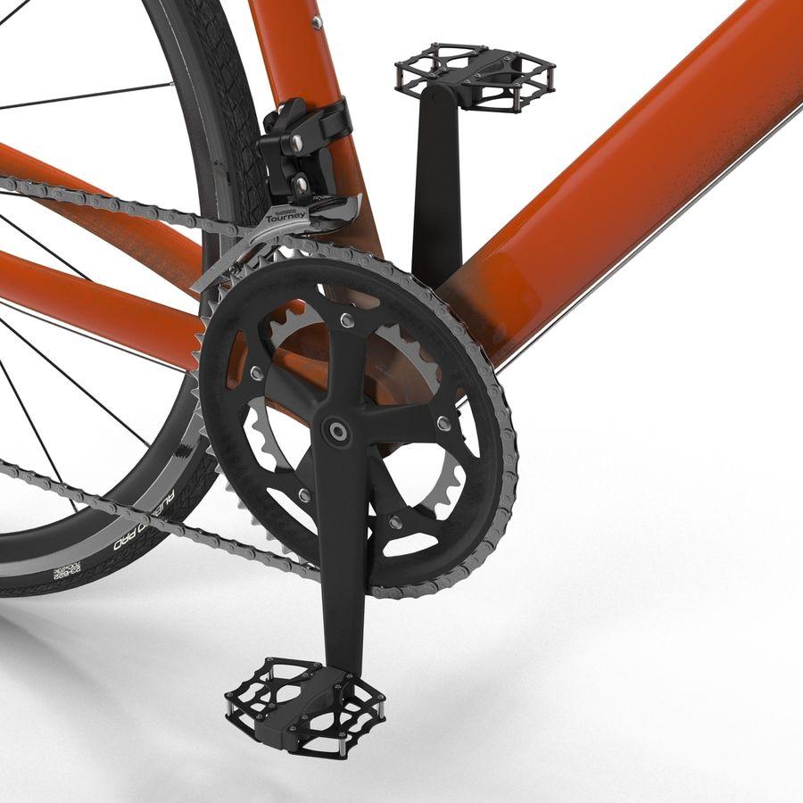 Road Bike Generic royalty-free 3d model - Preview no. 27