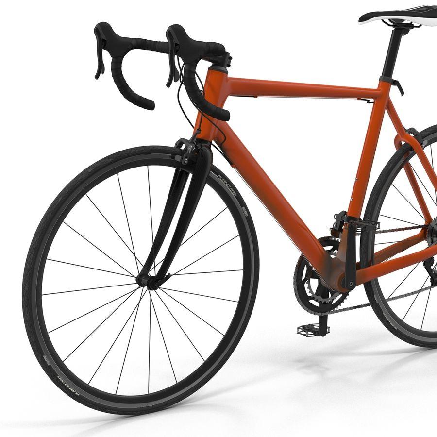 Road Bike Generic royalty-free 3d model - Preview no. 18