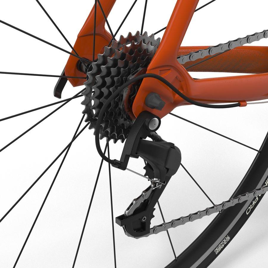 Road Bike Generic royalty-free 3d model - Preview no. 29