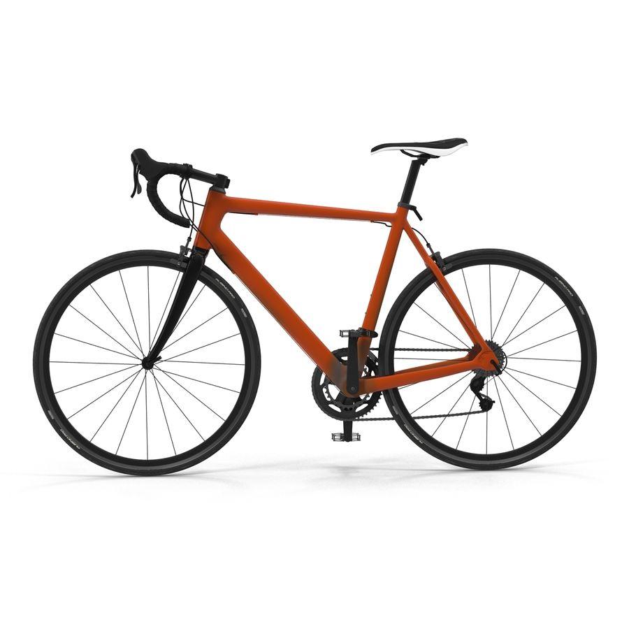 Road Bike Generic royalty-free 3d model - Preview no. 10