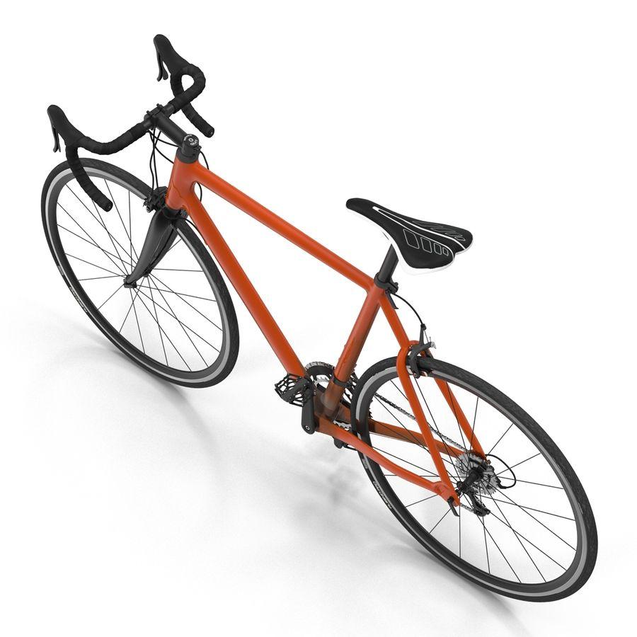 Road Bike Generic royalty-free 3d model - Preview no. 15