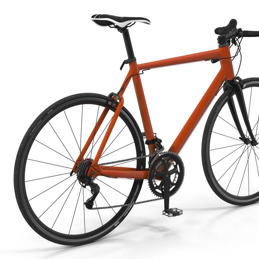 Road Bike Generic royalty-free 3d model - Preview no. 19