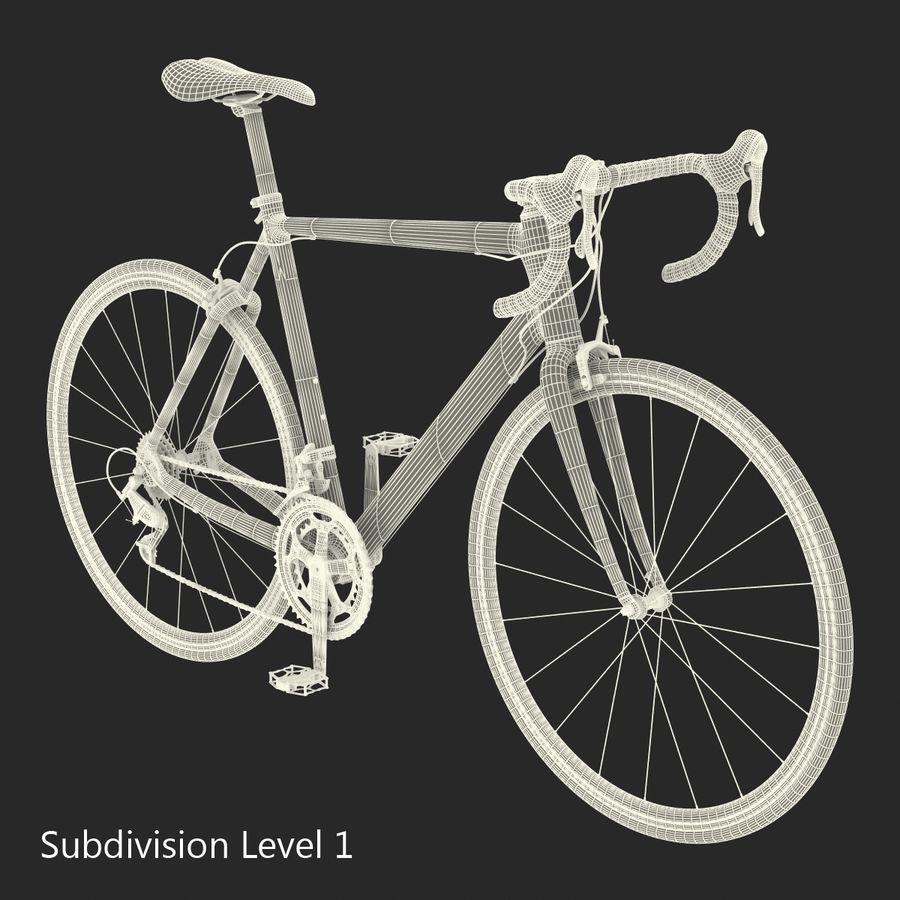 Road Bike Generic royalty-free 3d model - Preview no. 32