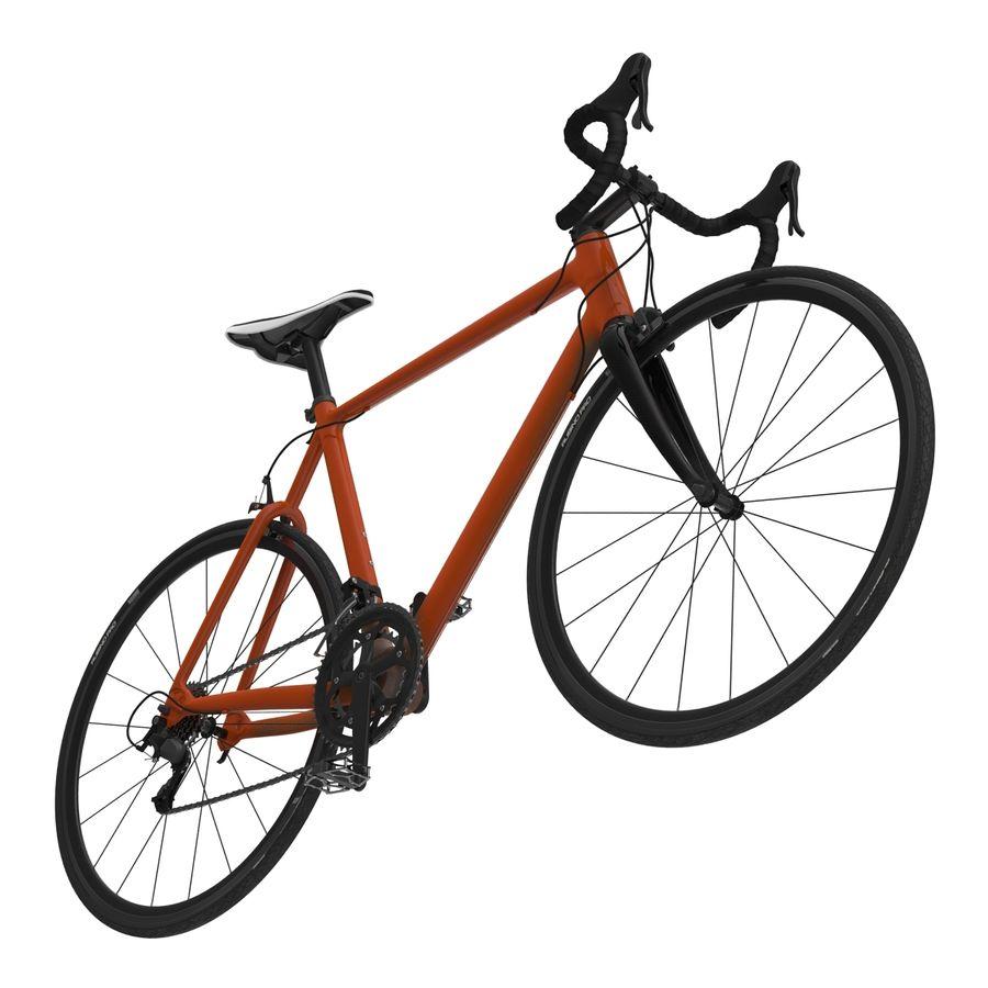 Road Bike Generic royalty-free 3d model - Preview no. 16