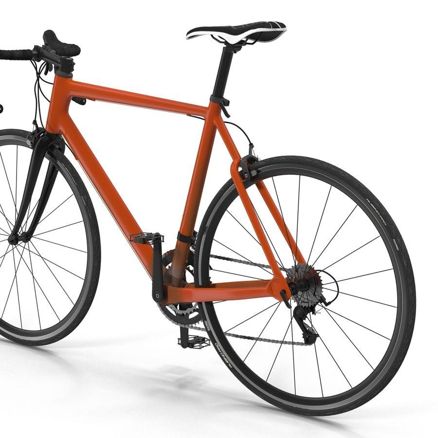 Road Bike Generic royalty-free 3d model - Preview no. 20