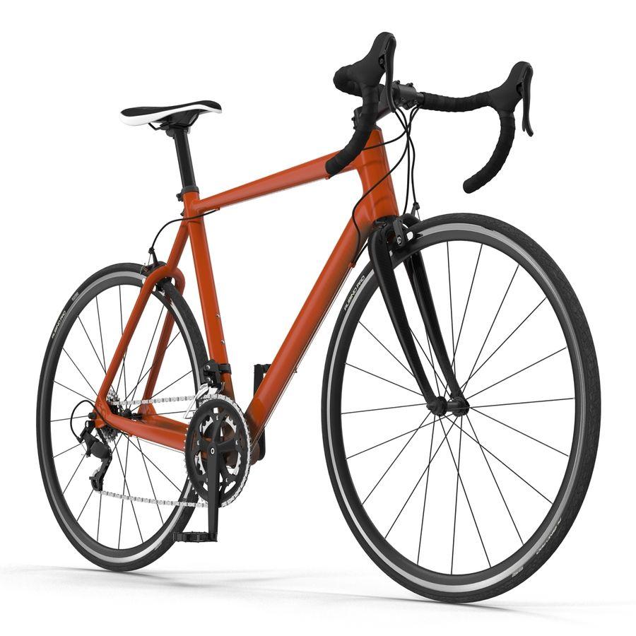 Road Bike Generic royalty-free 3d model - Preview no. 3