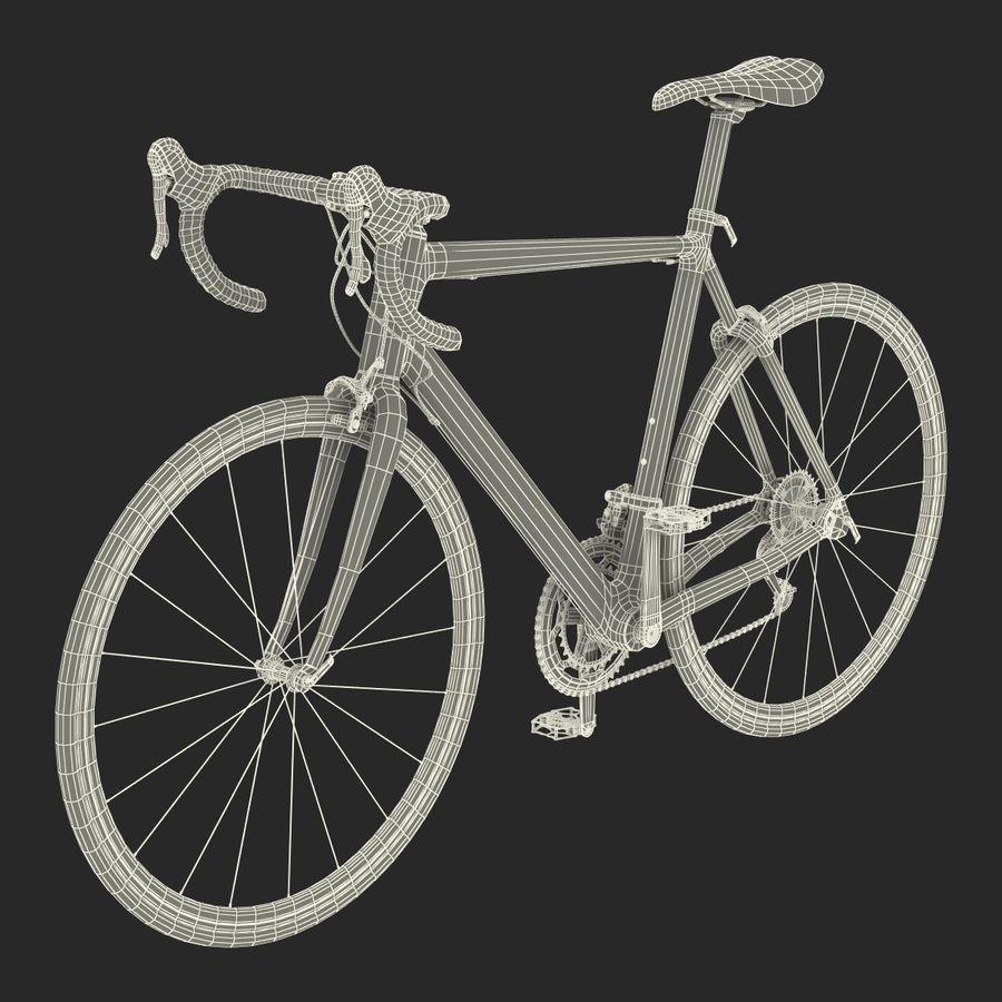 Road Bike Generic royalty-free 3d model - Preview no. 40
