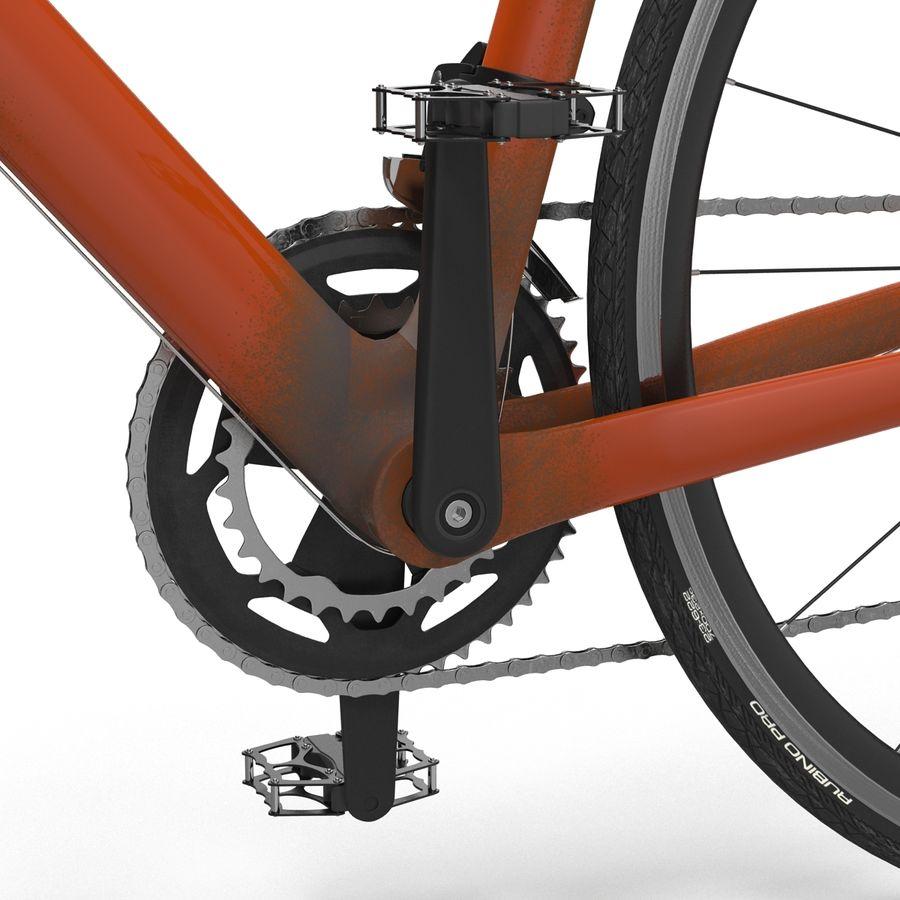 Road Bike Generic royalty-free 3d model - Preview no. 28