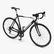 Road Bike Cannondale 3d model