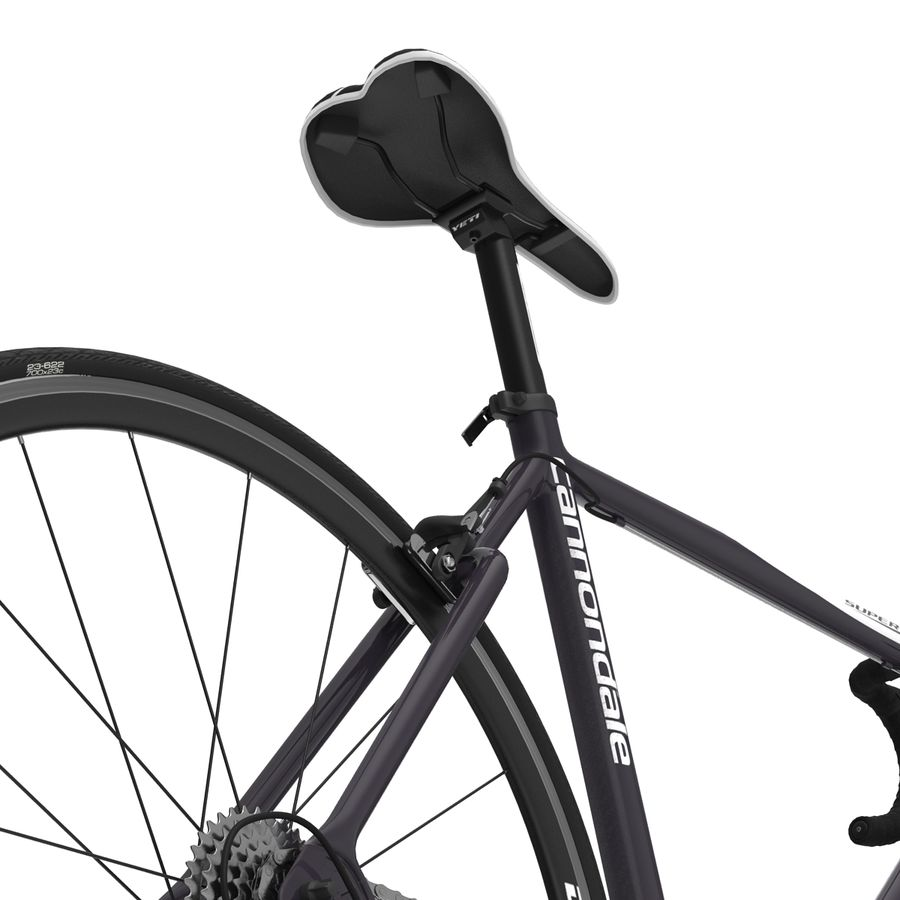 Road Bike Cannondale royalty-free 3d model - Preview no. 26