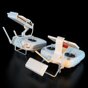 DJI Phantom Remote Controls 3d model