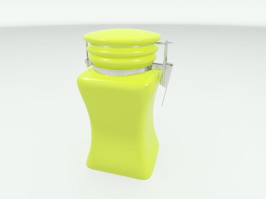 maträtter royalty-free 3d model - Preview no. 2
