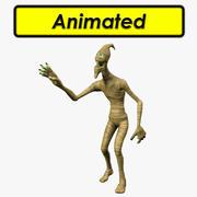 Mummia di cantina 3d model