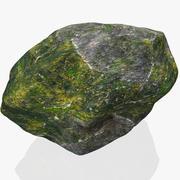 Landscape Stone Boulder  2 3d model