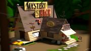 Cabaña misteriosa modelo 3d