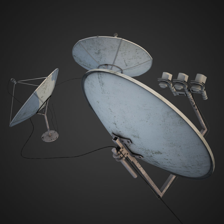 Antenne royalty-free 3d model - Preview no. 15