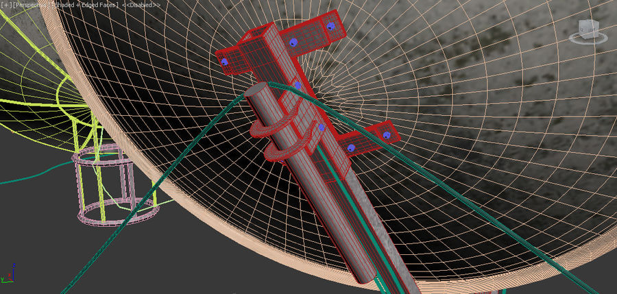 Antenne royalty-free 3d model - Preview no. 19