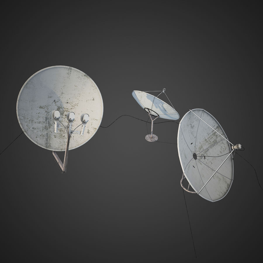 Antenne royalty-free 3d model - Preview no. 13