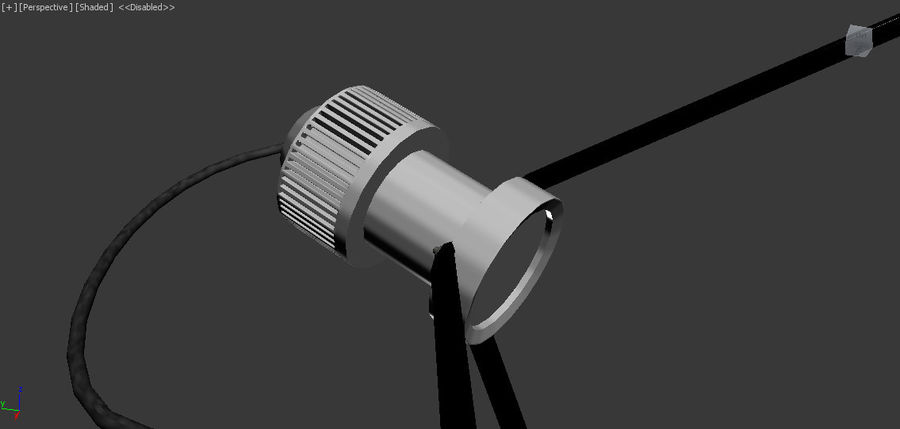Antenne royalty-free 3d model - Preview no. 12