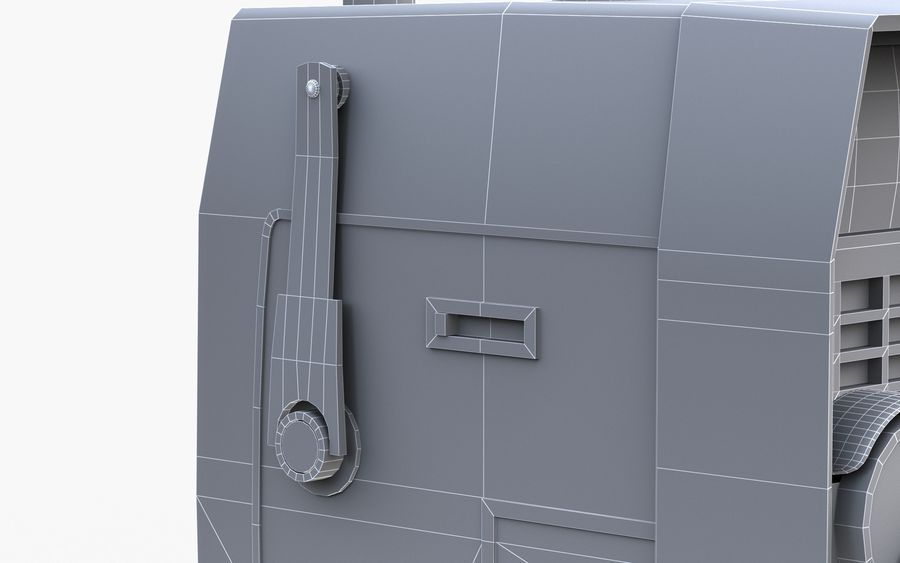 Vintage Camera royalty-free 3d model - Preview no. 25