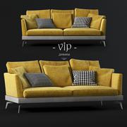 SKYLINE MODERN - VIP Divani 3d model