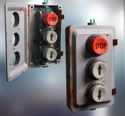промышленный контроль 3d model