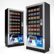 Торговые автоматы по продаже напитков 3d model