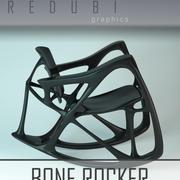 Bone Rocker 3d model