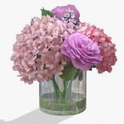 Bouquet 3d model