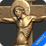 Jezus Chrystus 3d model