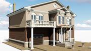 house 43 3d model
