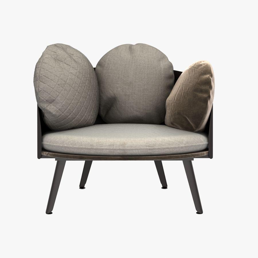 Nubilo Stuhl von Petite Furniture royalty-free 3d model - Preview no. 2
