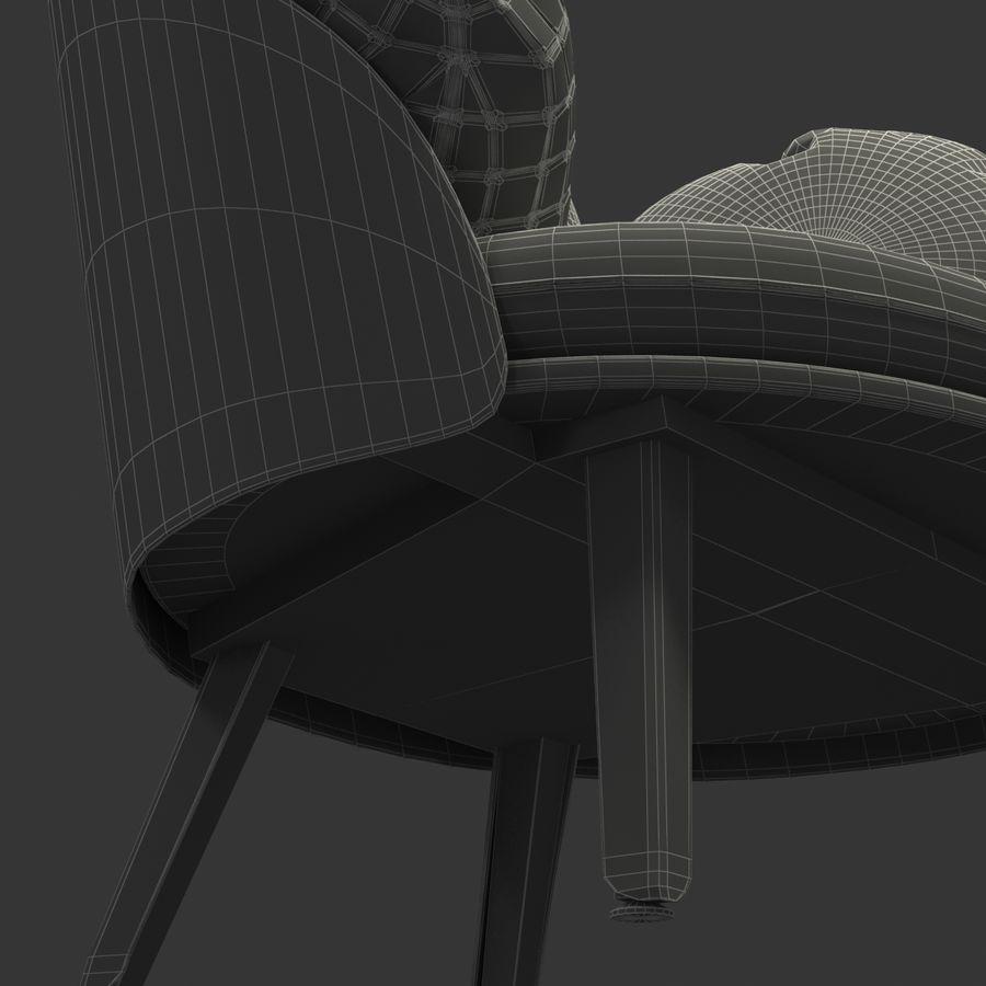 Nubilo Stuhl von Petite Furniture royalty-free 3d model - Preview no. 16