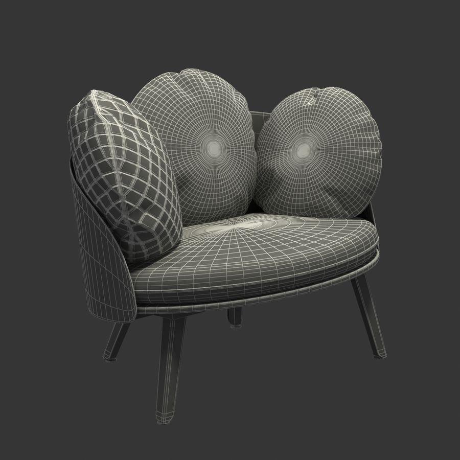 Nubilo Stuhl von Petite Furniture royalty-free 3d model - Preview no. 11