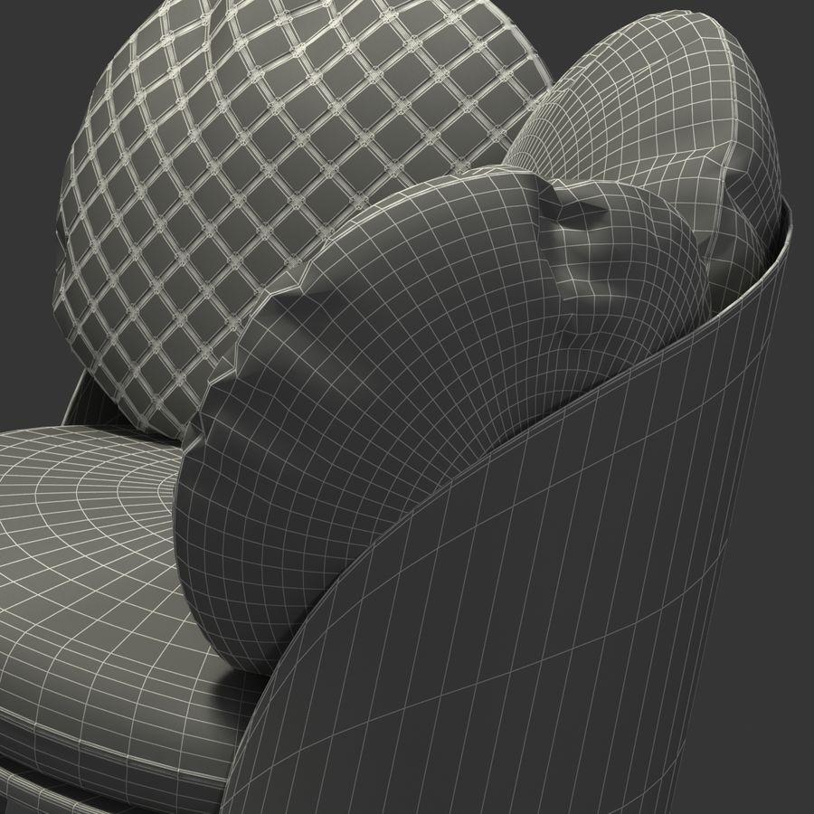 Nubilo Stuhl von Petite Furniture royalty-free 3d model - Preview no. 14