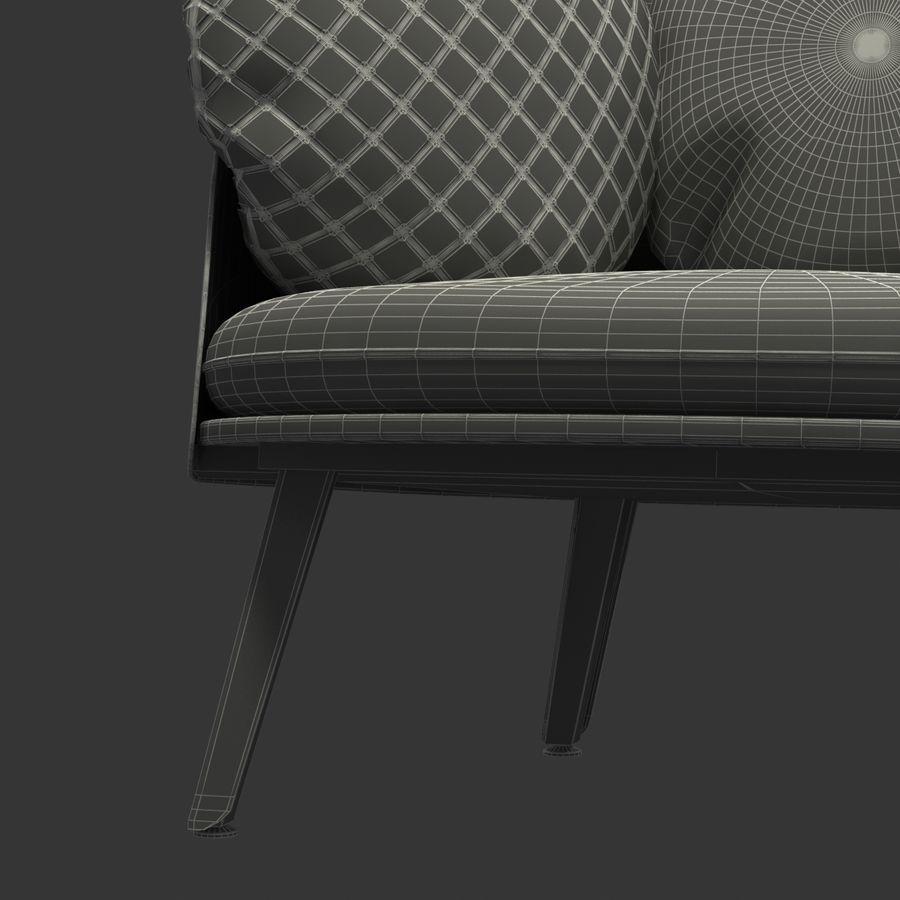 Nubilo Stuhl von Petite Furniture royalty-free 3d model - Preview no. 15