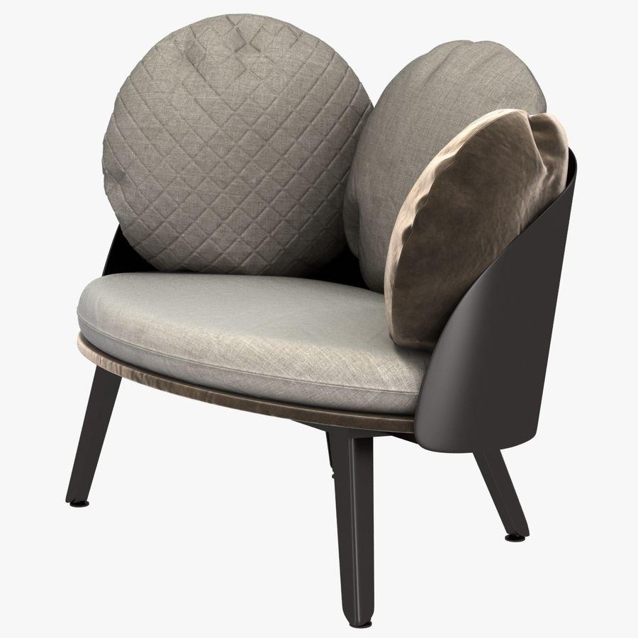 Nubilo Stuhl von Petite Furniture royalty-free 3d model - Preview no. 8