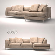 Cloud | Sofa 3d model