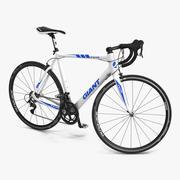 ロードバイクジャイアントリグ 3d model