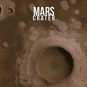 Mars Surface Crater 3d model