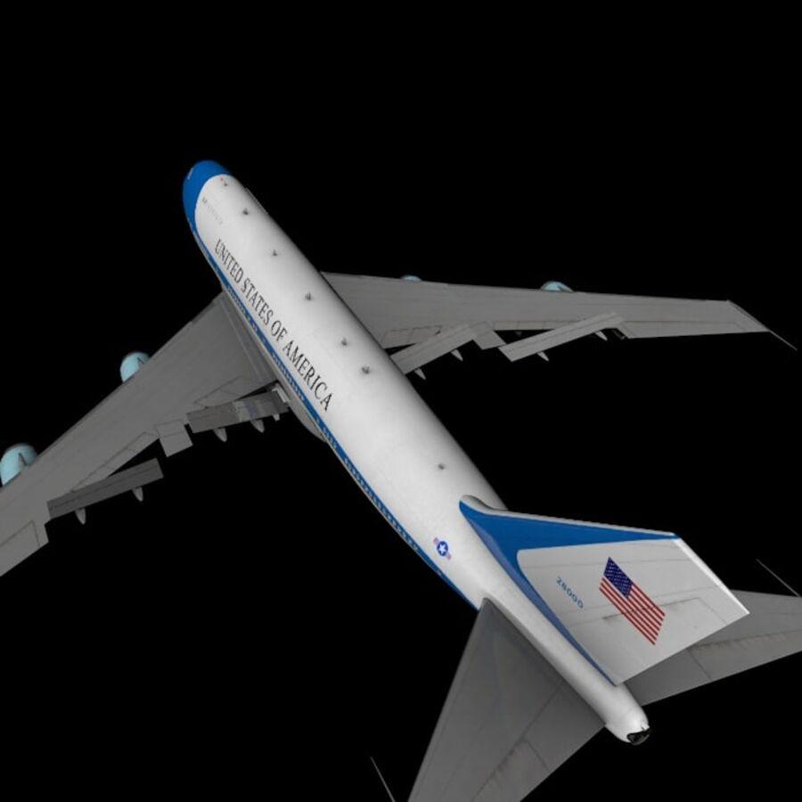 Aircraft royalty-free 3d model - Preview no. 23