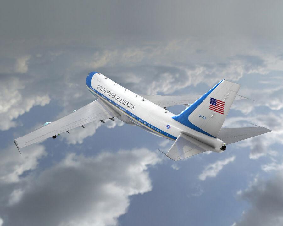 Aircraft royalty-free 3d model - Preview no. 13