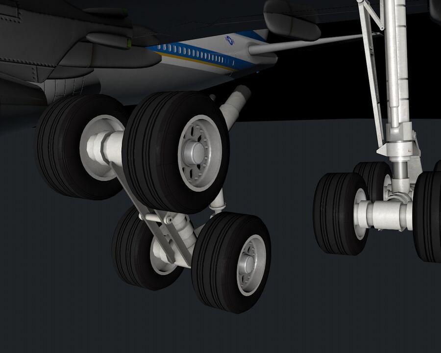 Aircraft royalty-free 3d model - Preview no. 16