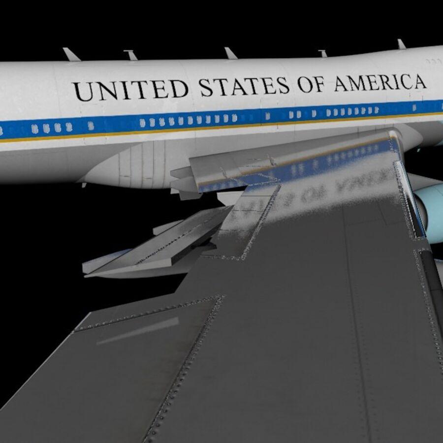 Aircraft royalty-free 3d model - Preview no. 22