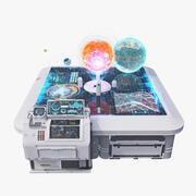 Hologram Table 2 3d model