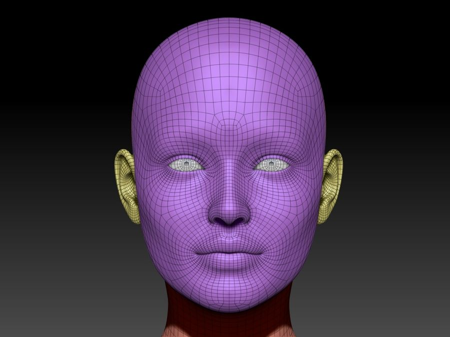 ファミール royalty-free 3d model - Preview no. 12