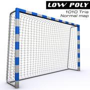 Soccer Goal 3d model