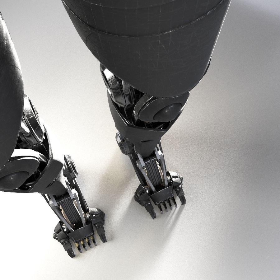 로봇 다리 royalty-free 3d model - Preview no. 8